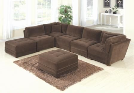 Nader S Viviana Sectional Comes In 7 Separate Pieces So You Can Rearrange Any Way You Like Naders Furniture Home Design Home Home And Living Sectional