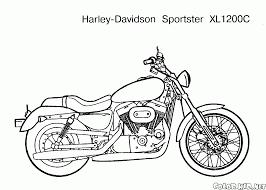 Resultado De Imagen Para Dibujo Motos Harley Davidson Antiguas Motorcycle Drawing Vintage Coloring Books Coloring Books
