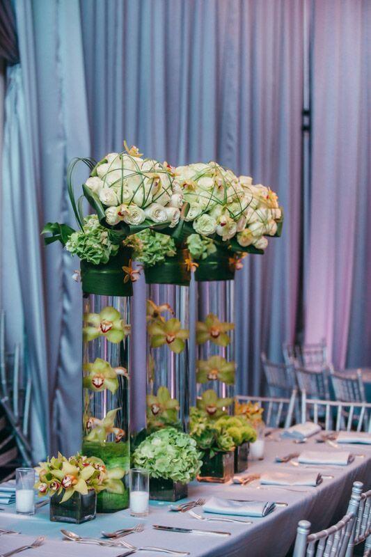 Creative partners empty vase the four seasons international event company mizoko wind · edge designevent