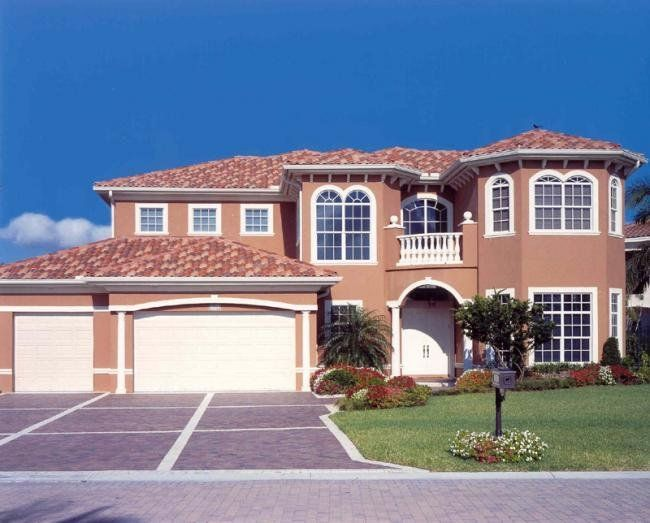 Luxary two story homes mediterranean house plans alp for Two story mediterranean house plans