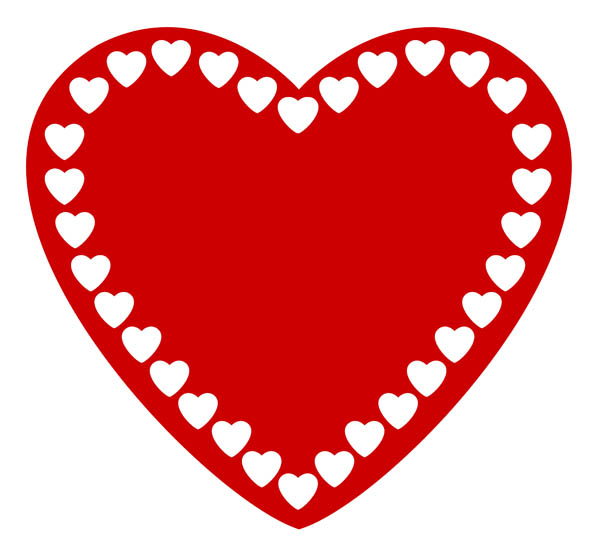 Clipart Love Heart Valentine Heart Images Valentine Hearts Art Valentine Clipart