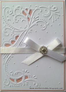 Dorthe Hobbies: Storage for Dies / Skalbeloner + a single card