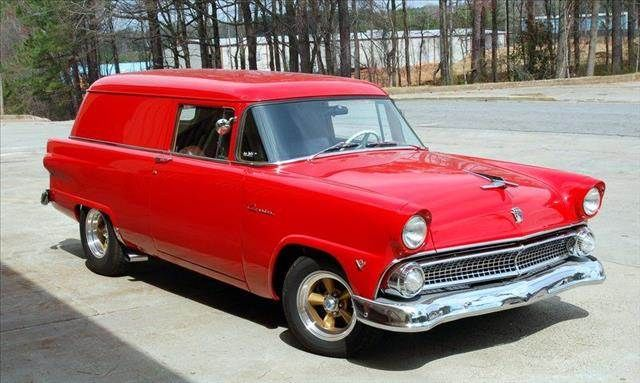1955 Ford Courier Sedan Delivery Found On Carsforsale Com Ford Courier Panel Truck Ford