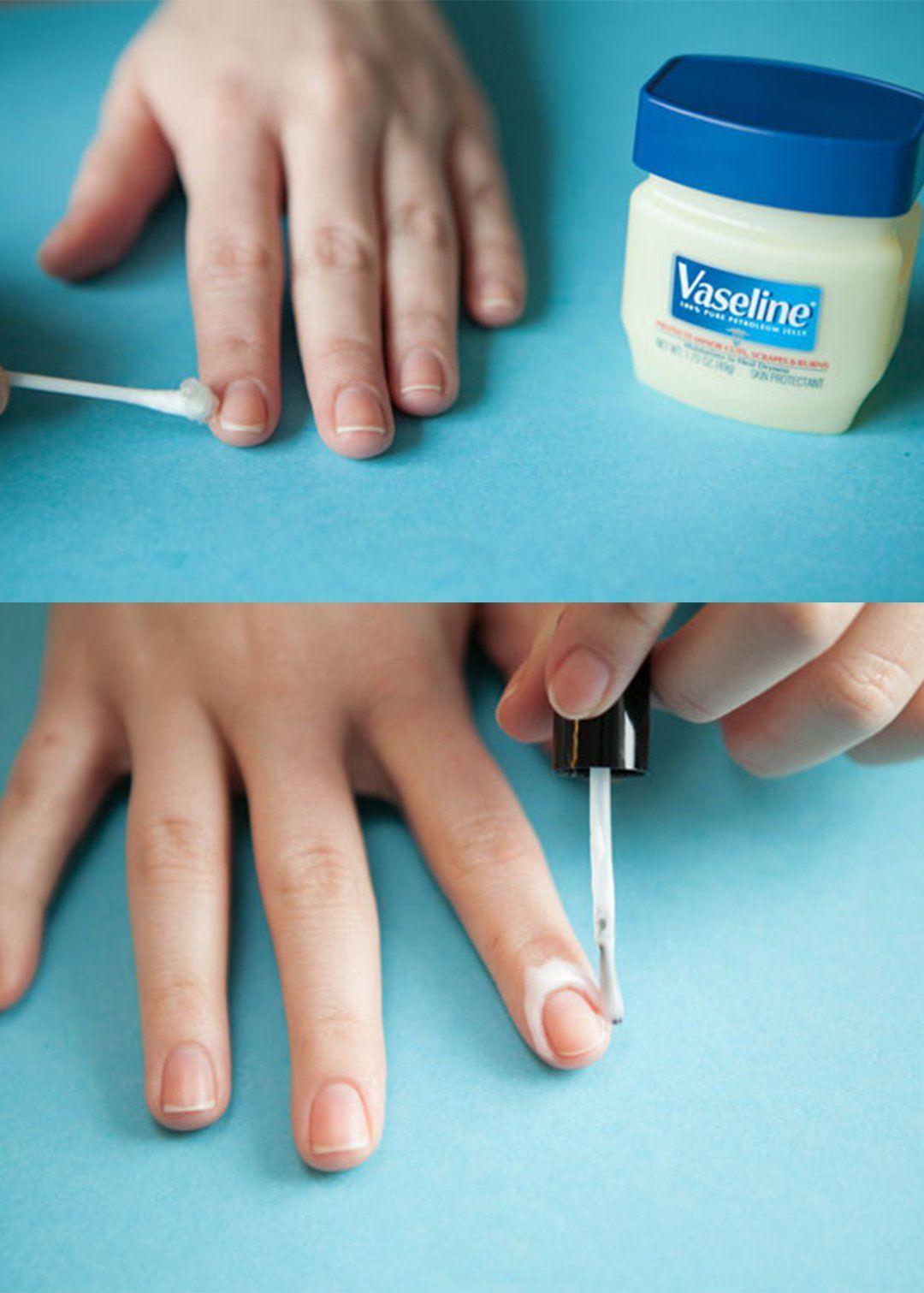 20 Increíbles y sencillos trucos que te ayudarán a conseguir un manicure perfecto