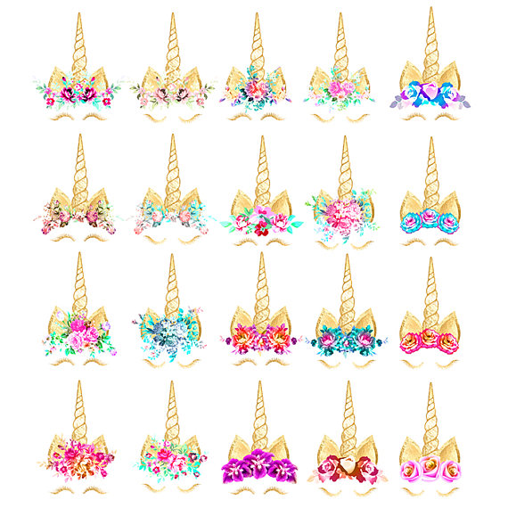 unicorn clipart gold foil unicorn face rainbow flowers clipart of rainbow and tea cups clip art of rainbows and funny quotes