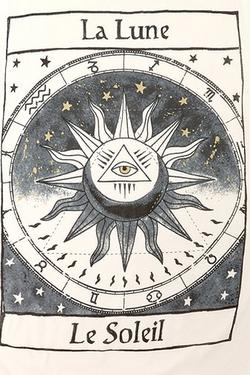 La Lune et Le Soleil <3