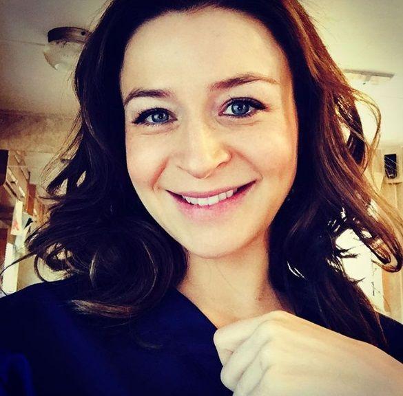 Caterina Scorsone di nuovo mamma, Amelia di Grey's Anatomy ha partorito