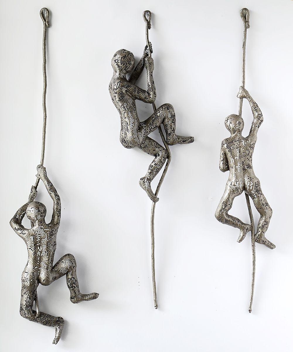 Wall Hanging Lesson Plan: Climbing Men In 2019