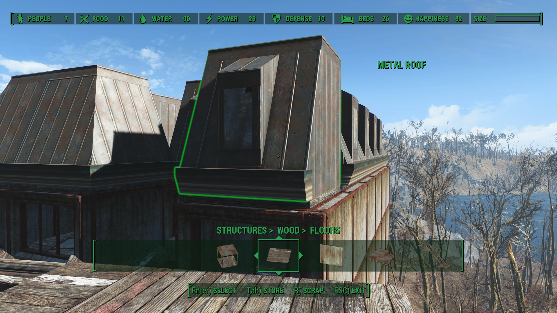 Need help with finding a mod for building. Fallout4