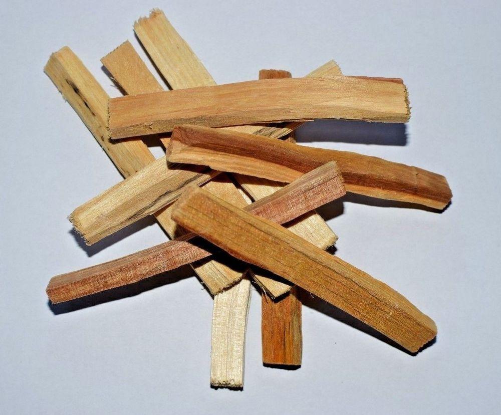 Details about palo santo wood incense bursera graveolens