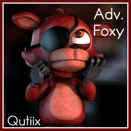Steam Workshop :: [FNaF WORLD] Adventure Foxy   the
