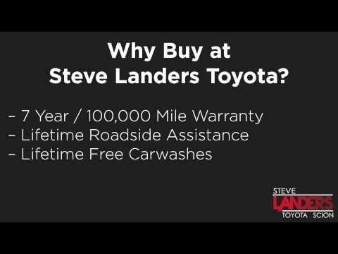 Charming FREE Extended Warranty | SteveLandersToyota.com U2022 Steve Landers Toyota  Scion U2022 10825 Colonel Glenn