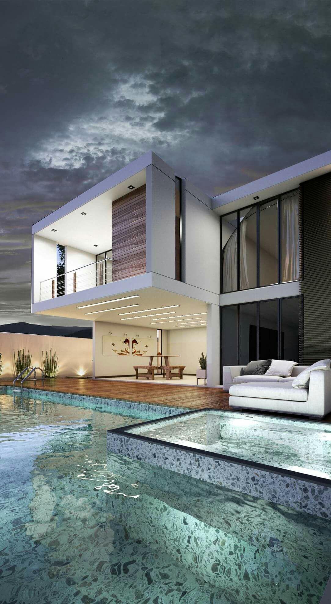 Pin de ulises gutierrez en casas minimalistas casa for Casa minimalista harborview hills