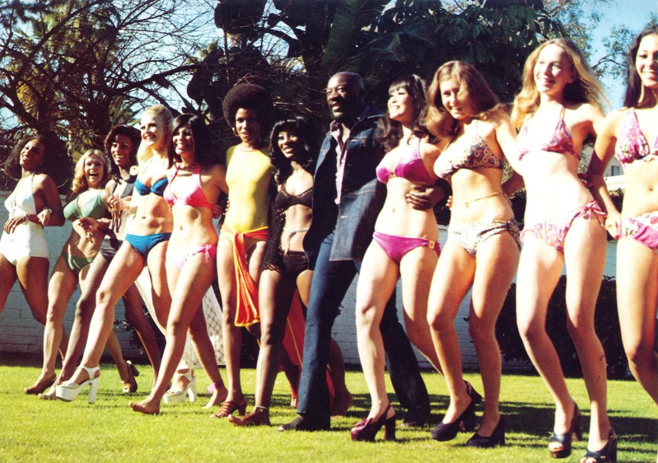 Isaac Hayes Movies And Tv Shows Beautiful isaac hayes & friends, truck turner (1974) | 70's black cinema