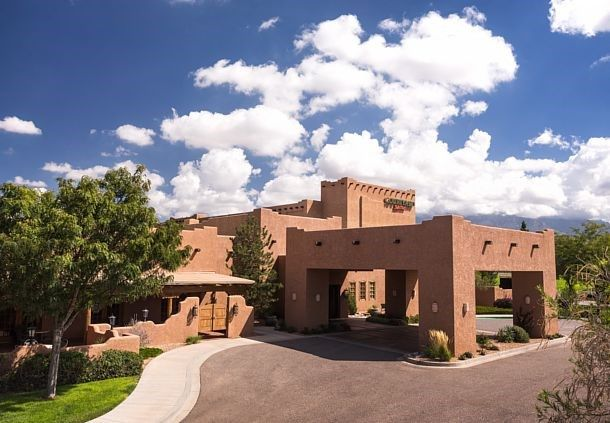 Crescent Hotels Resorts To Run Courtyard By Marriott Abq Hotels And Resorts Hotel Marriott