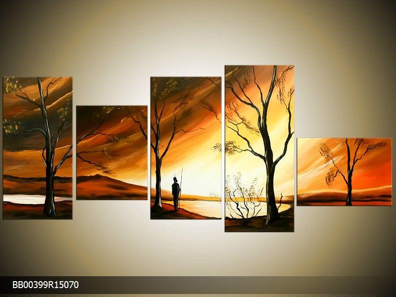 Imagini pictate - lăţime 150cm