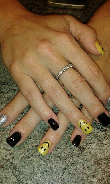 Ladybrand Glue On Nails Minimal Nails Cute Acrylic Nails