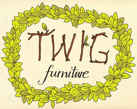 past & present: twig furniture history
