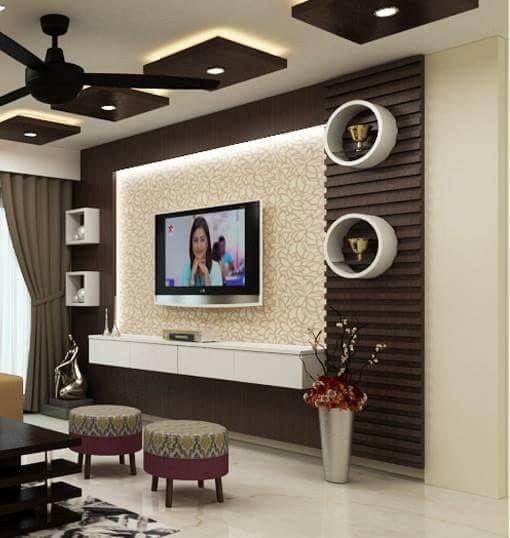 Tv Shelves 123 Hall Interior Design Living Room Design Modern