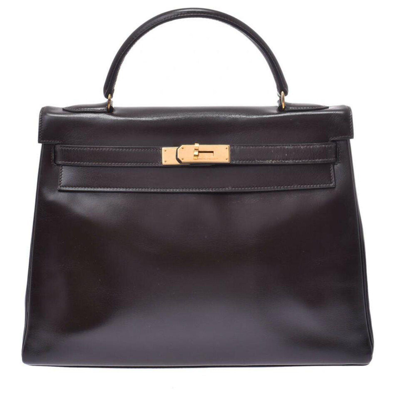 Photo of Hermès handbags Hermès handbag Other Black ref.156180 –  Hermès handbags Herm…
