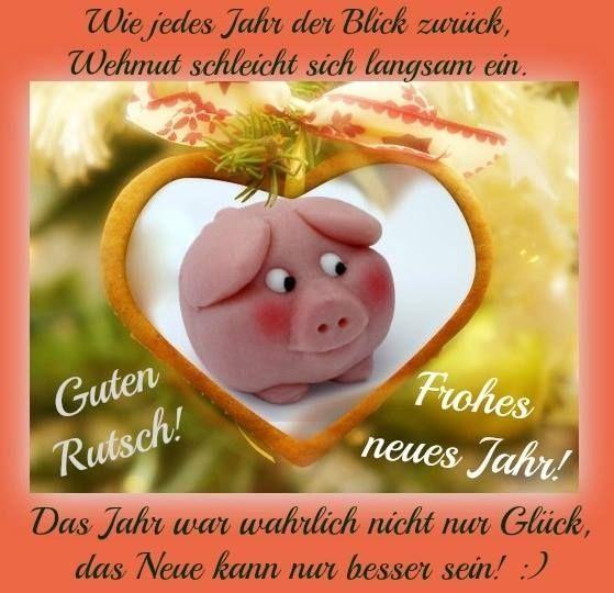 Gifs Guten Rutsch Ins Neue Jahr | Beate | Sprüche neues ...