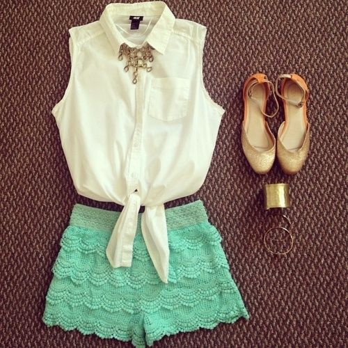 Summer Outfits Tumblr For Teens
