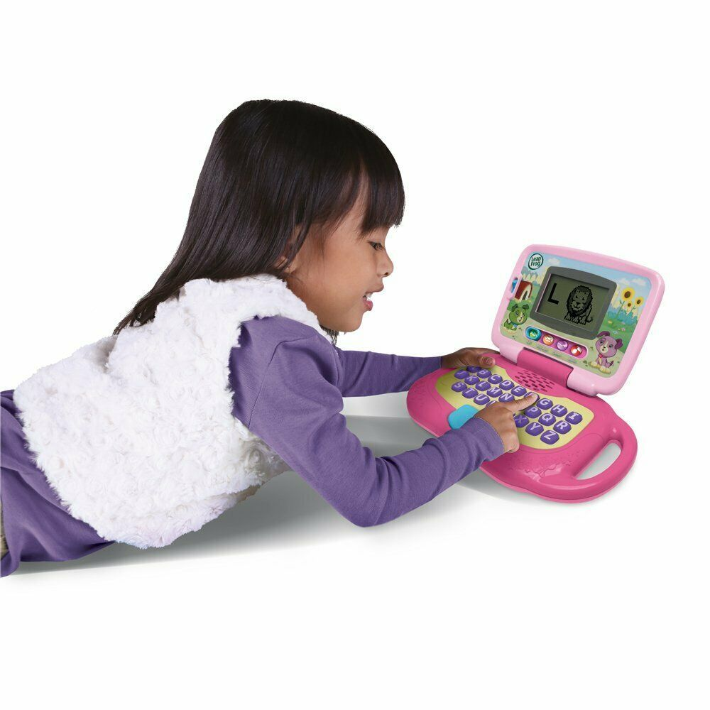Toddler Learning Laptop Pretend Play Kids Tablet #LeapFrog ...