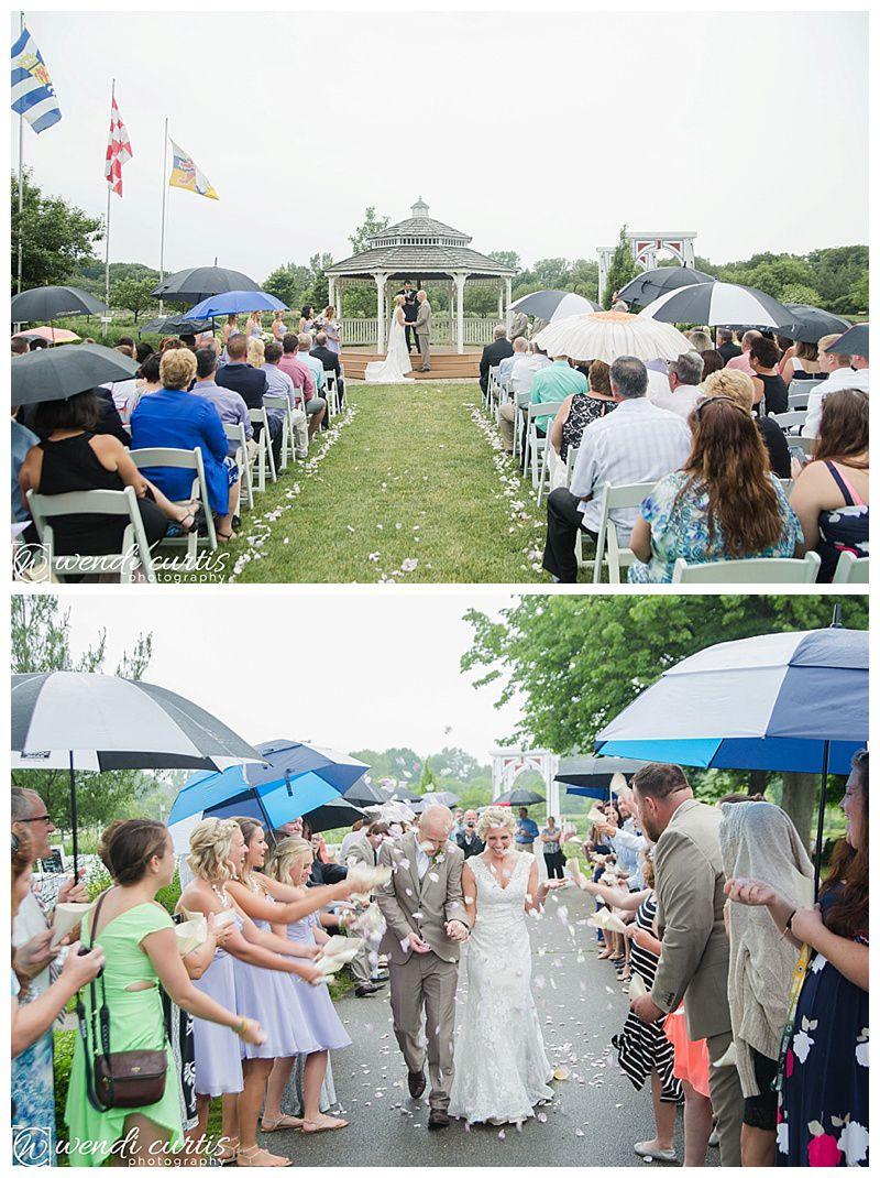 A Fairy Tale Windmill Island Garden Wedding Outdoor