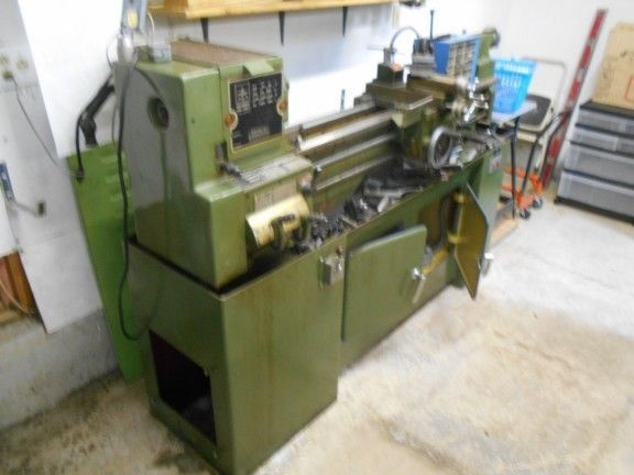 Jet Model 1240PY Bench Lathe And Tooling Used In Kirkland WA