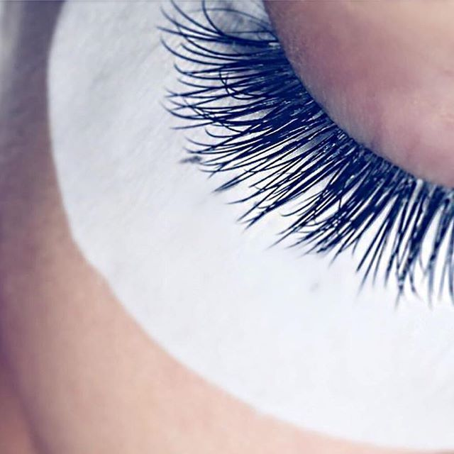Amazing Eyelash Extensions Eyelashes Pinterest Extensions And