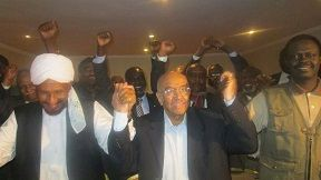 Opposition, rebel forces sign joint declaration for peace and democracy in Sudan