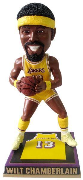 b755c098e31 Wilt Chamberlain (Los Angeles Lakers) NBA Legends Bobble Head Exclusive    500 Forever