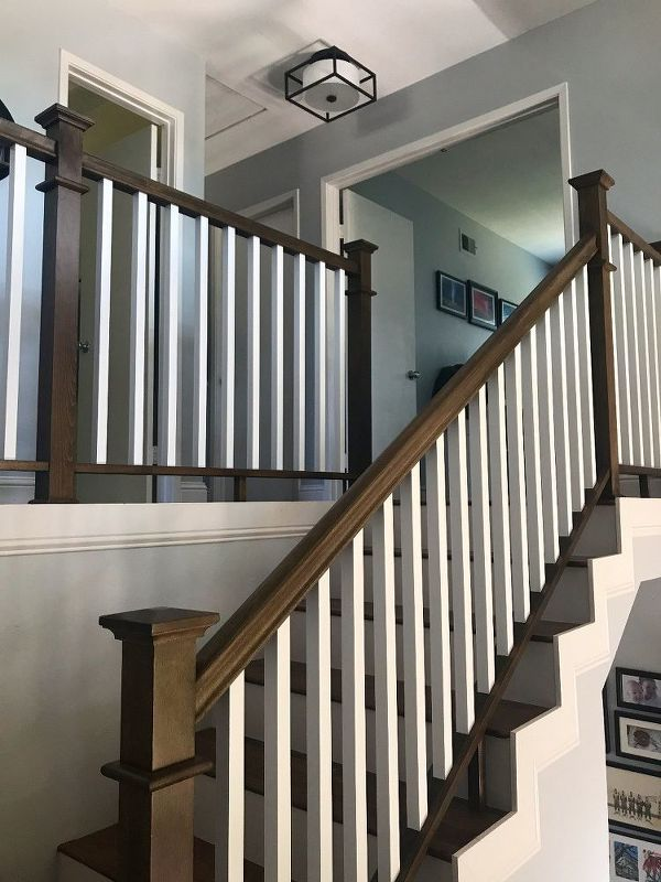 Exceptionnel Stair Railing Remodel