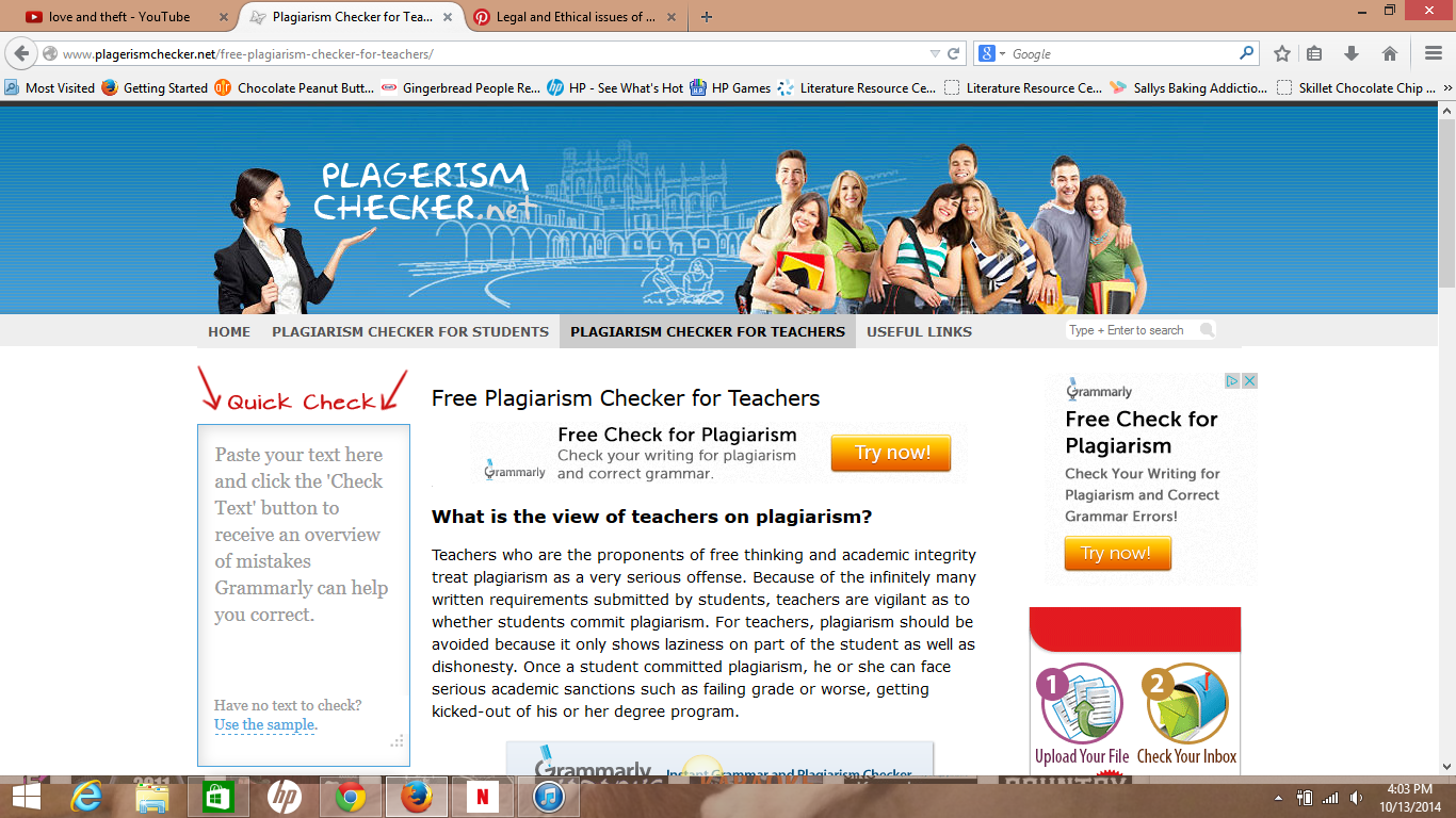 Plagiarism This Website Provides A Free Download For A