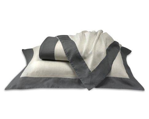 Chambers Flax Washed-Linen Sheet Set