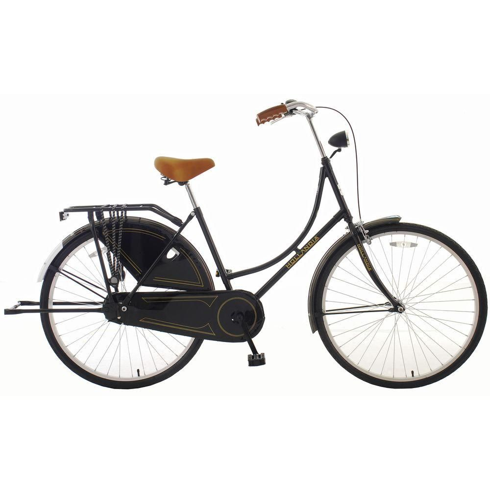 Oma dutch cruiser citi bicycle with chain guard and dress guard 28 in wheels