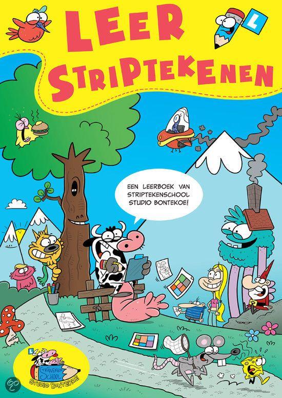 Gerben Bontekoe - Leer striptekenen