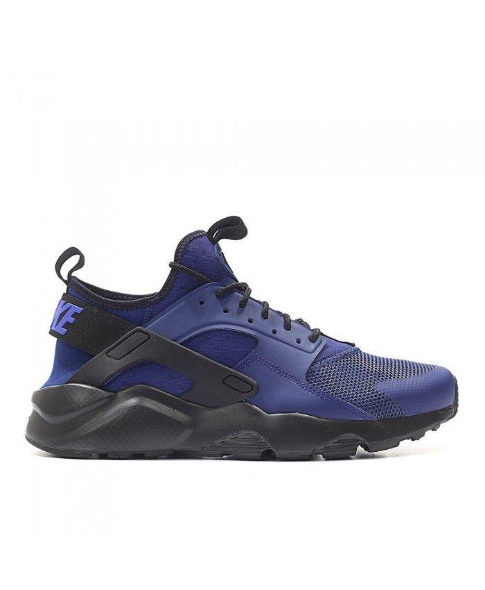 2b76e11878da Nike Air Huarache Run Ultra Dark Blue Black Shoe