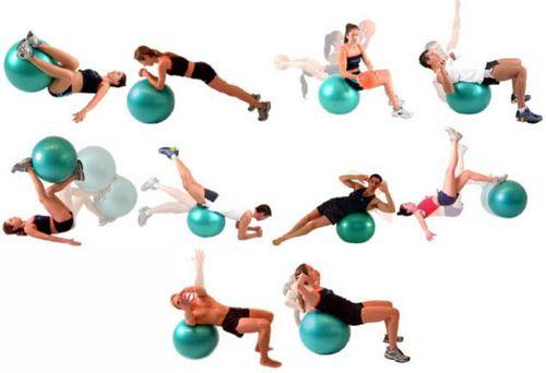 pilates com bola - Pesquisa Google