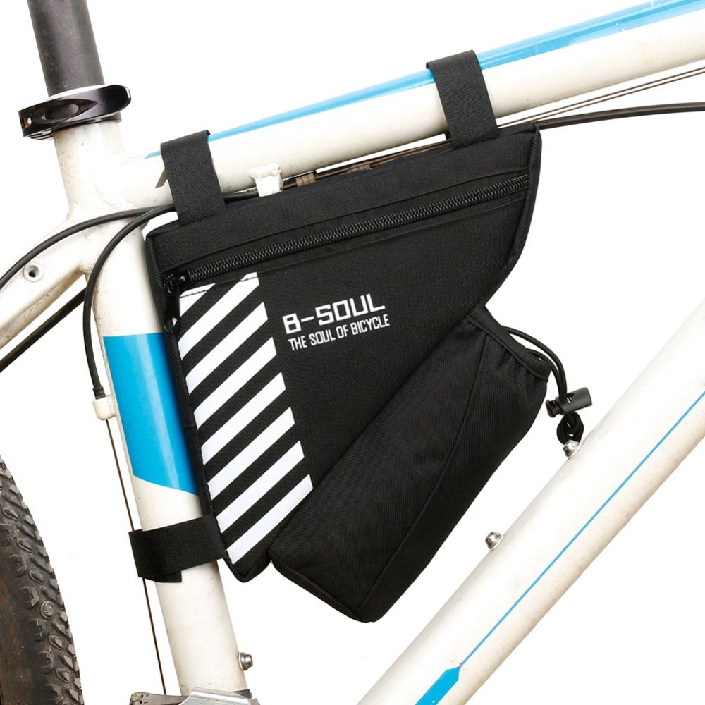859251e22eb Bike Seat Bag With Bottle Holder