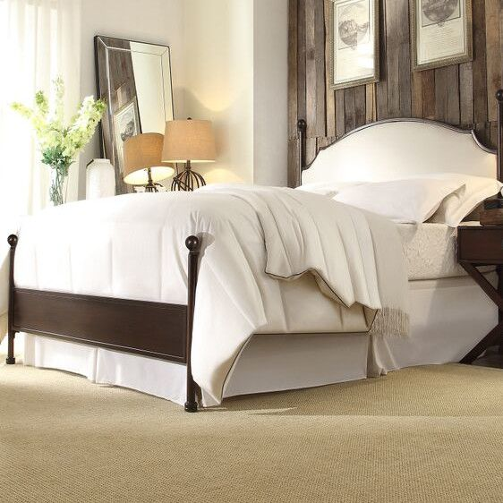Beds With Posts three posts isabelyn panel bed & reviews | wayfair | home