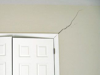 Vertical Cracks More Than 1 4 Wide Could Be A Sign Of A