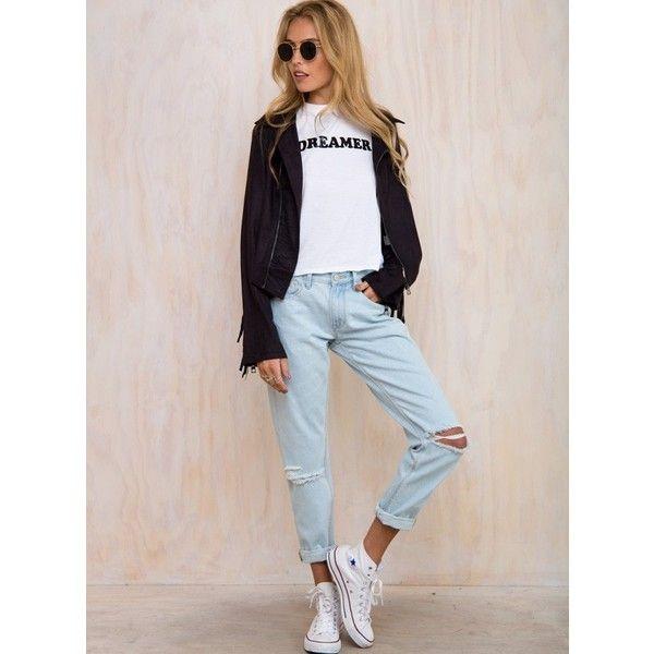 The Janis Jacket ($79) ❤ liked on Polyvore featuring outerwear, jackets, zip jacket, fringe jackets, lapel jacket, pink zip jacket and zipper jacket