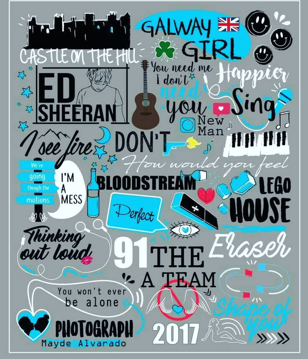 What Is Your Favorite Song From Dive Comment Teddysphotos Edsheeran Divedtour Dive Eddivedder Love Song Perfect Happier Cantores Ed Sheeran Edinho