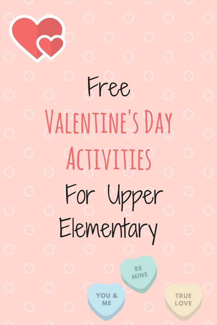 medium resolution of Free Valentine's Day Activities - Teaching Made Practical   Valentines day  activities