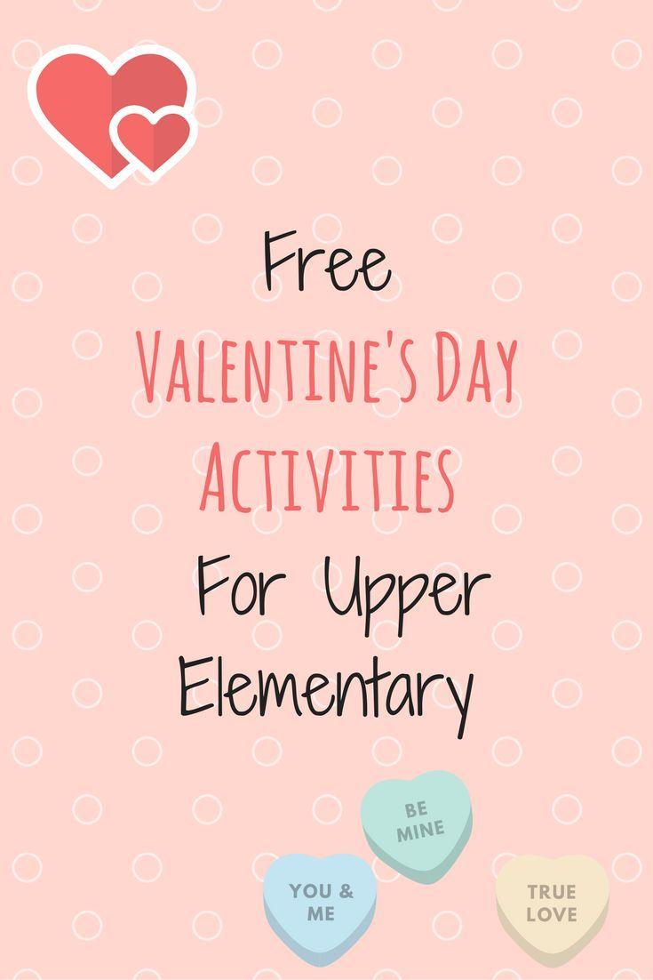 Free Valentine's Day Activities - Teaching Made Practical   Valentines day  activities [ 1102 x 735 Pixel ]