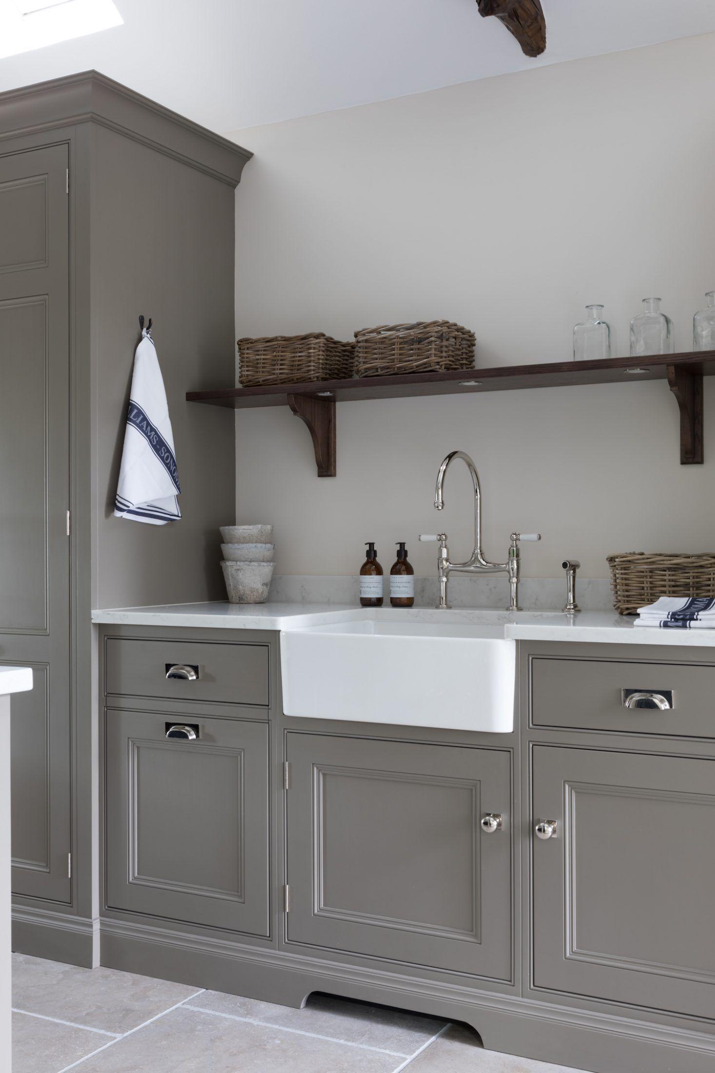 Classic Contemporary Kitchen Project Sevenoaks Kent Humphrey Munson Kitchens Kitchen Design Utility Room Designs Kitchen Remodel
