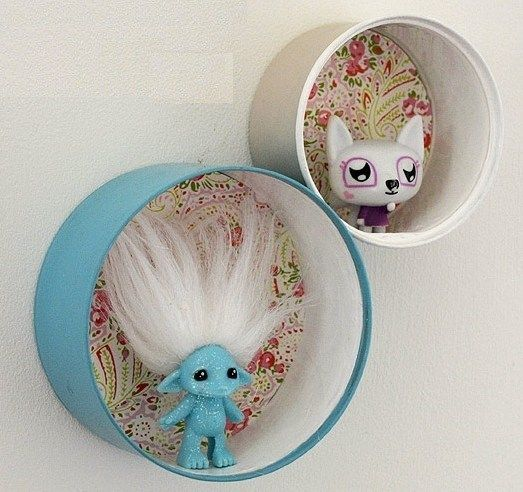 20 Recycled Tin Can Crafts for Kids #tincans