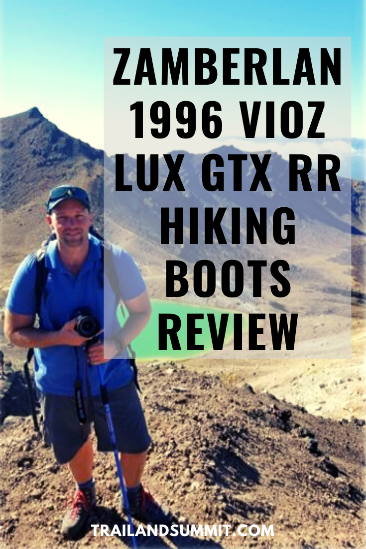 Zamberlan 1996 Vioz Lux Gtx Rr Hiking Boots Review