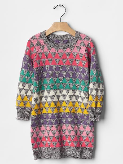 Geometric fair isle sweater dress | Gap | Adelaide | Pinterest ...